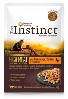 TRUE INSTINCT HIGH MEAT FILETES DE FRANGO 70 GR