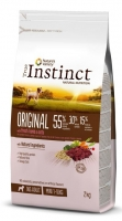 TRUE INSTINCT ORIGINAL MINI CORDEIRO 2 KG