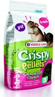VL CRISPY PELLETS CHINCHILA & DEGU